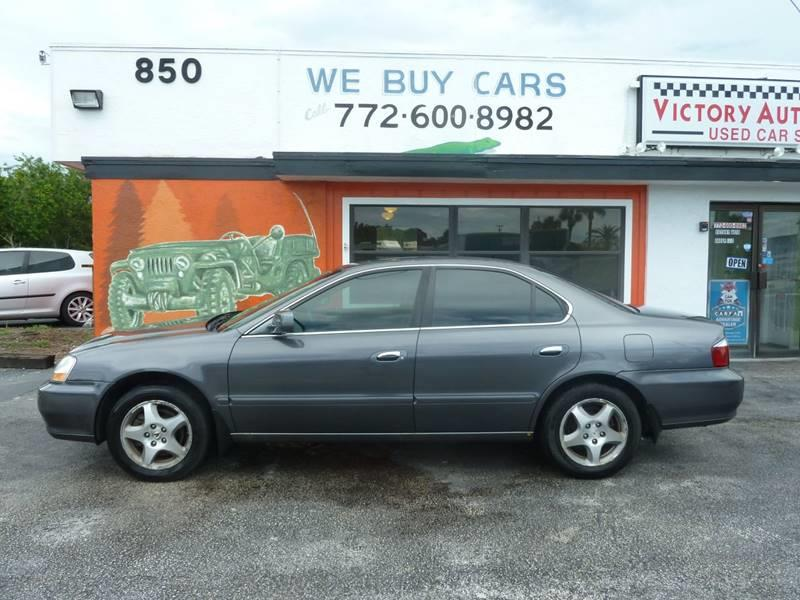 2003 Acura TL for sale at Victory Auto Group LLC in Stuart FL
