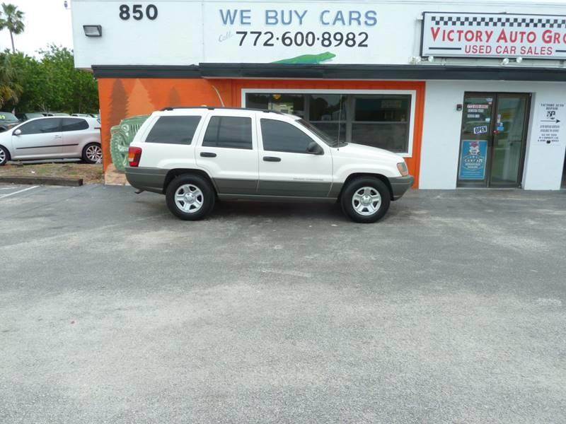 2002 Jeep Grand Cherokee for sale at Victory Auto Group LLC in Stuart FL