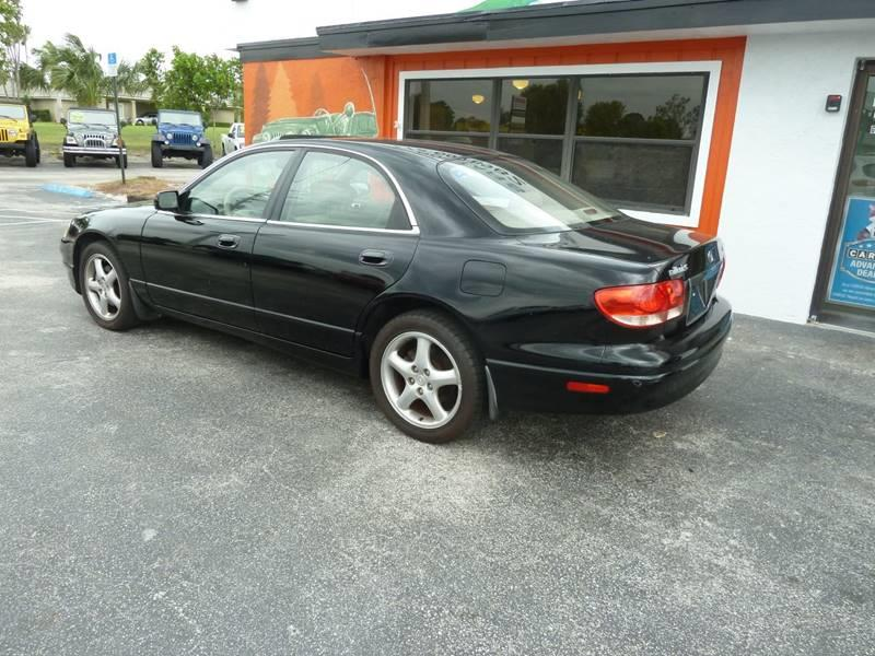 2002 Mazda Millenia for sale at Victory Auto Group LLC in Stuart FL