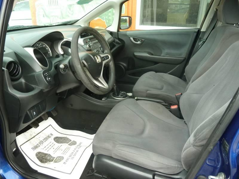 2012 Honda Fit for sale at Victory Auto Group LLC in Stuart FL
