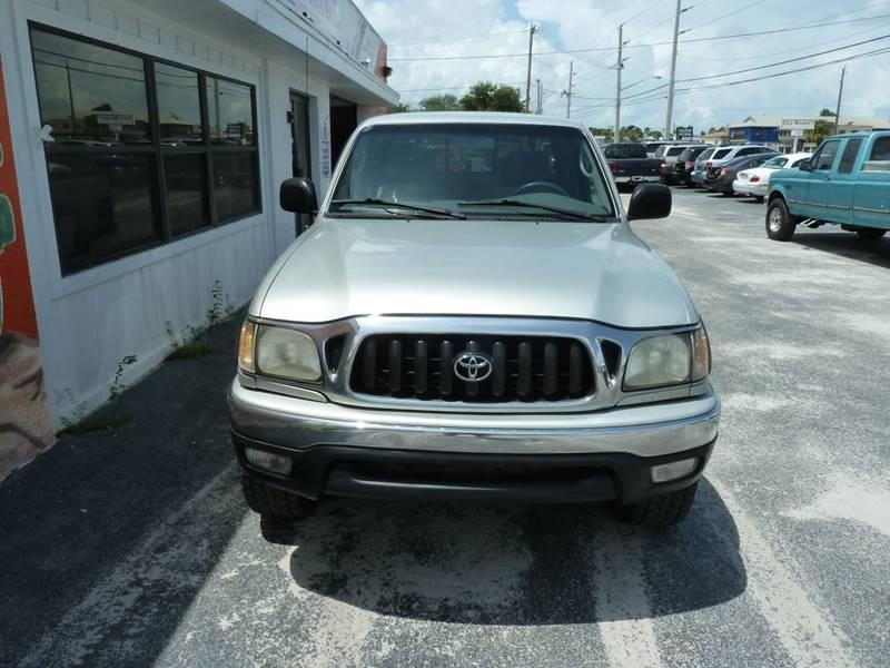 2004 Toyota Tacoma for sale at Victory Auto Group LLC in Stuart FL