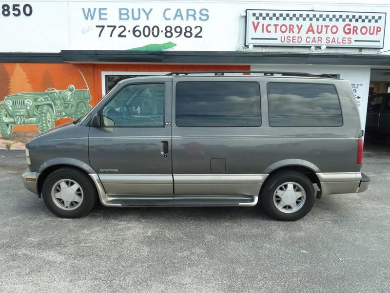 2002 GMC Safari for sale at Victory Auto Group LLC in Stuart FL