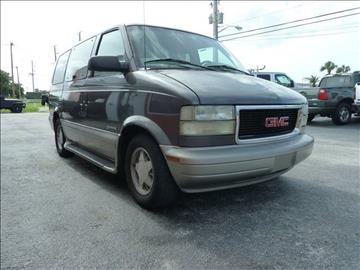 2002 GMC Safari for sale at Victory Auto Group LLC in Stuart FL