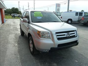 2008 Honda Pilot for sale at Victory Auto Group LLC in Stuart FL