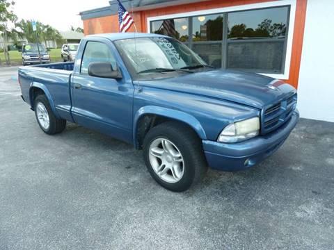 2001 Dodge Dakota for sale at Victory Auto Group LLC in Stuart FL
