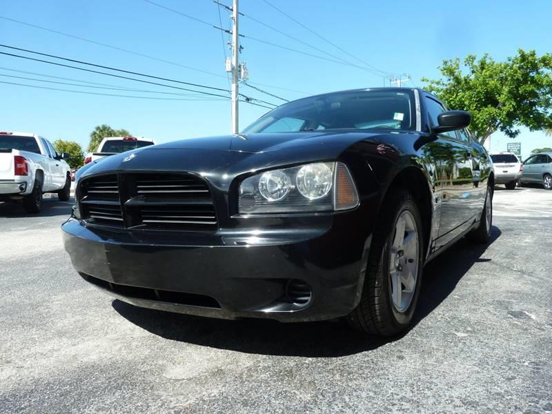 2008 Dodge Charger for sale at Victory Auto Group LLC in Stuart FL