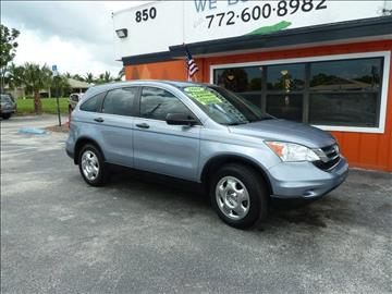 2010 Honda CR-V for sale at Victory Auto Group LLC in Stuart FL