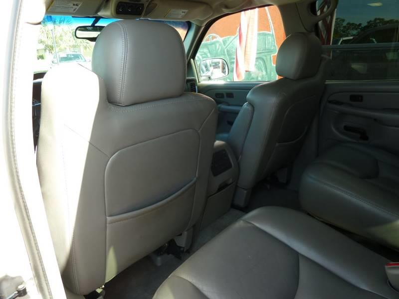 2005 Chevrolet Tahoe for sale at Victory Auto Group LLC in Stuart FL
