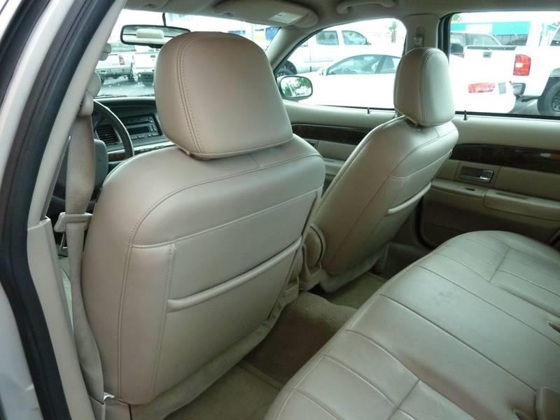 2010 Mercury Grand Marquis for sale at Victory Auto Group LLC in Stuart FL