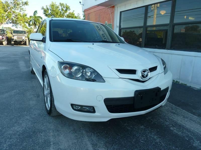 2008 Mazda MAZDA3 for sale at Victory Auto Group LLC in Stuart FL