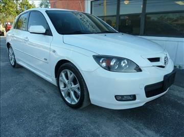 2008 Mazda MAZDA3 for sale at Victory Auto Group LLC in Stuart FL