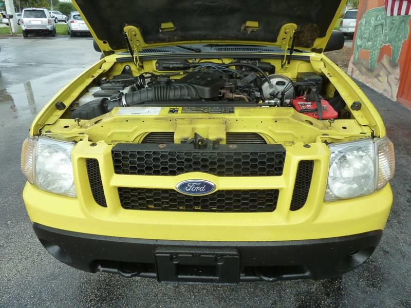 2003 Ford Explorer Sport Trac for sale at Victory Auto Group LLC in Stuart FL