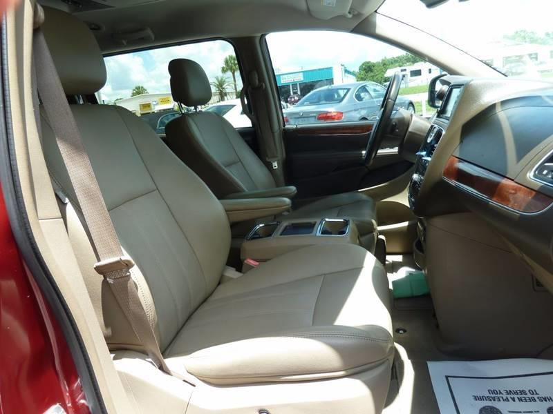 2011 Chrysler Town and Country for sale at Victory Auto Group LLC in Stuart FL