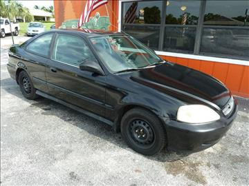 1997 Honda Civic for sale at Victory Auto Group LLC in Stuart FL