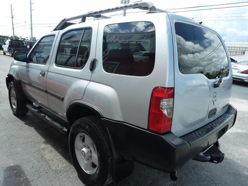 2001 Nissan Xterra for sale at Victory Auto Group LLC in Stuart FL