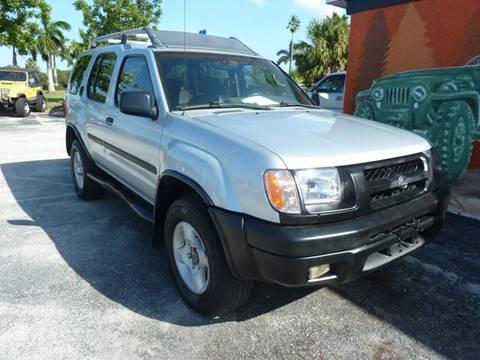 2001 Nissan Xterra for sale in Stuart, FL