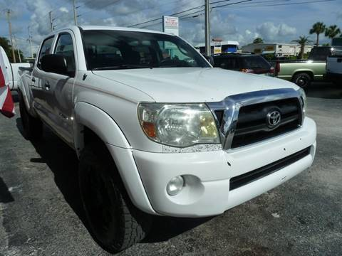 2008 Toyota Tacoma for sale at Victory Auto Group LLC in Stuart FL