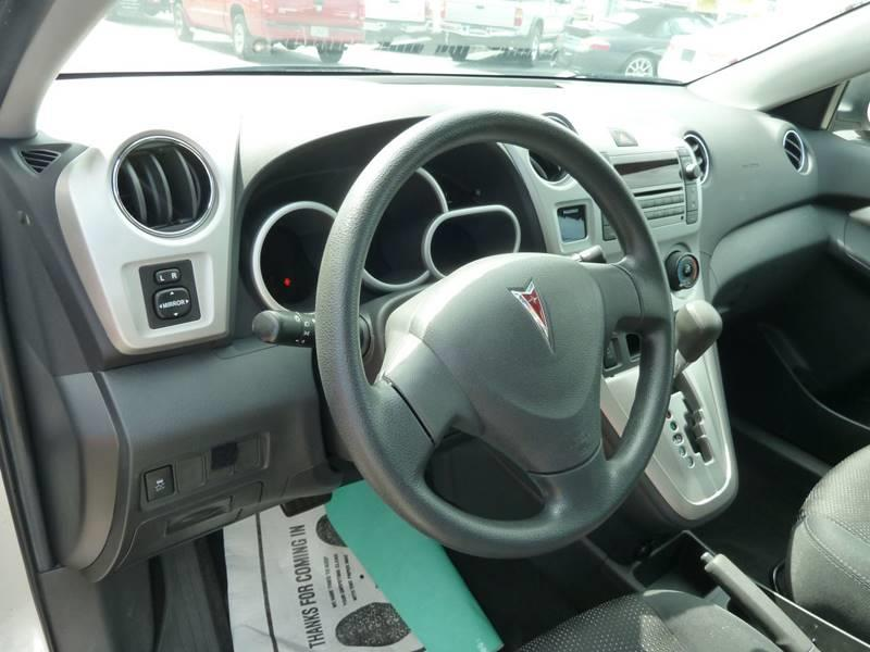 2010 Pontiac Vibe for sale at Victory Auto Group LLC in Stuart FL