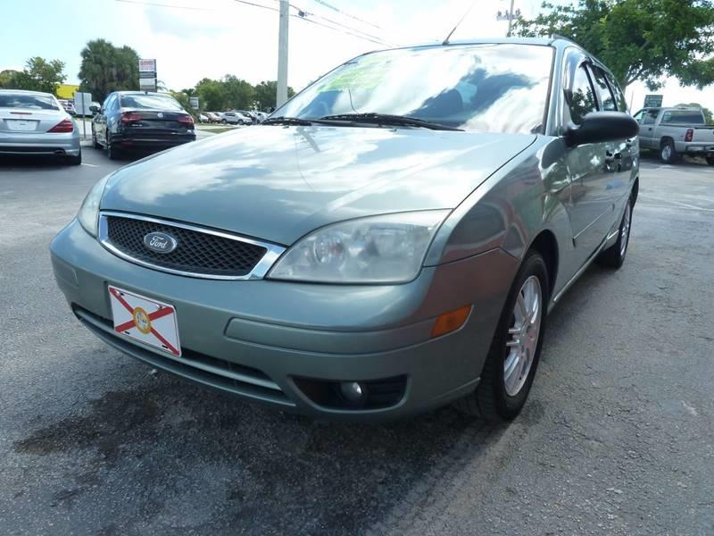 2005 Ford Focus for sale at Victory Auto Group LLC in Stuart FL