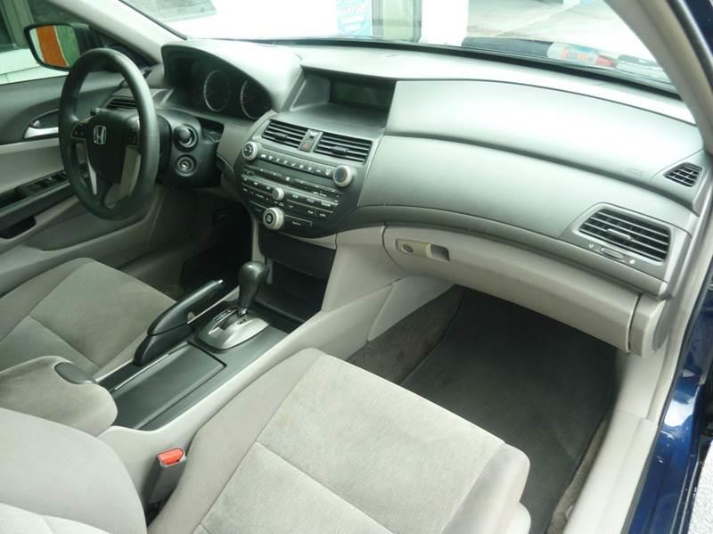 2009 Honda Accord for sale at Victory Auto Group LLC in Stuart FL