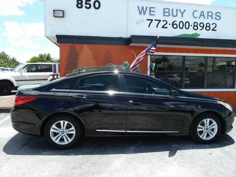 2012 Hyundai Sonata for sale at Victory Auto Group LLC in Stuart FL