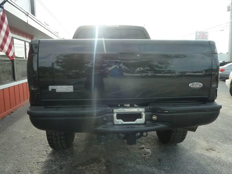 2000 Ford F-250 Super Duty for sale at Victory Auto Group LLC in Stuart FL