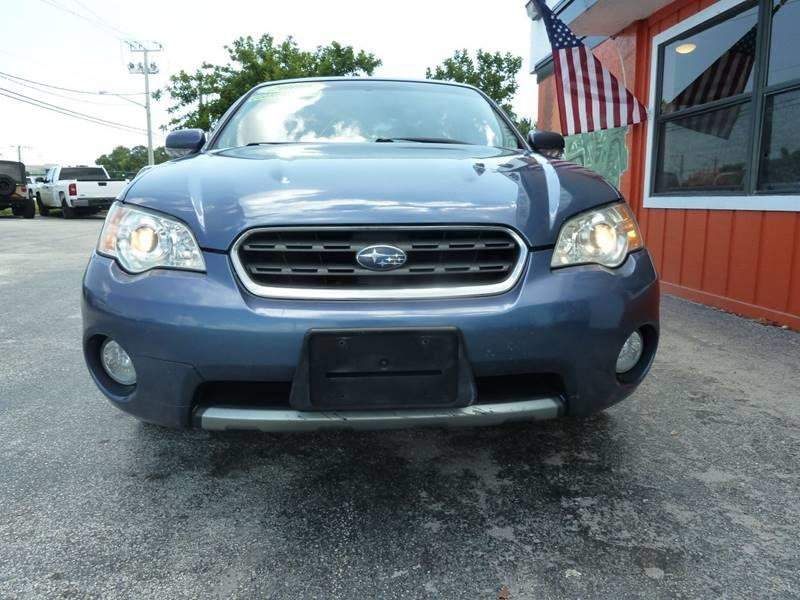 2006 Subaru Outback for sale at Victory Auto Group LLC in Stuart FL