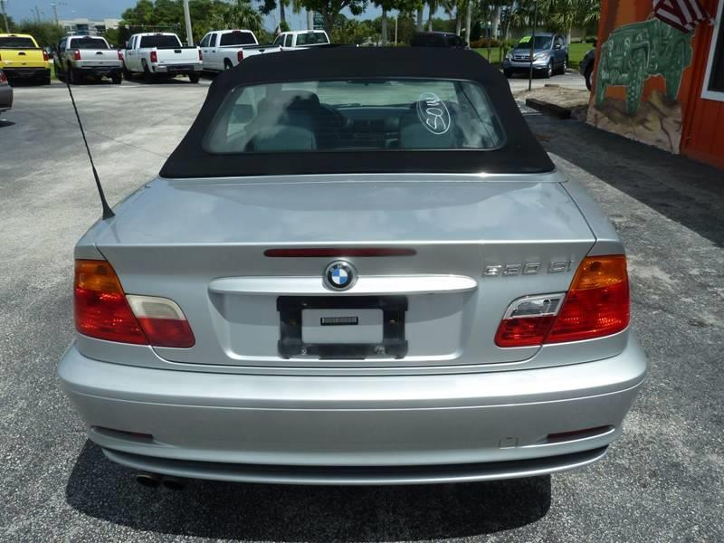 2001 BMW 3 Series for sale at Victory Auto Group LLC in Stuart FL