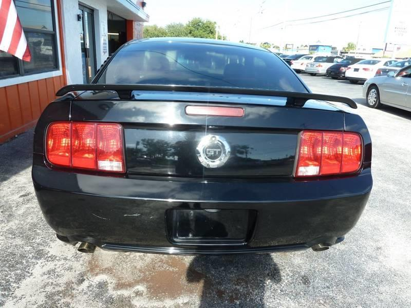 2006 Ford Mustang for sale at Victory Auto Group LLC in Stuart FL