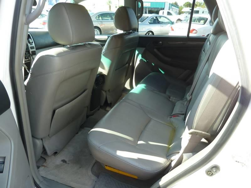 2004 Toyota 4Runner for sale at Victory Auto Group LLC in Stuart FL