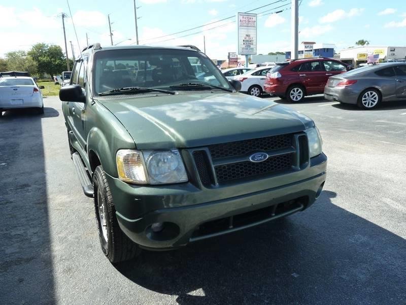 2004 Ford Explorer Sport Trac for sale at Victory Auto Group LLC in Stuart FL