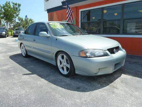 2002 Nissan Sentra for sale in Stuart, FL
