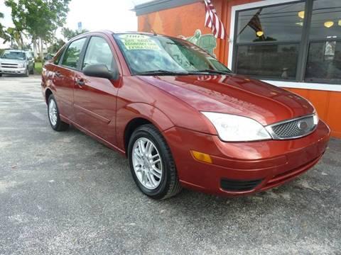 2005 Ford Focus for sale in Stuart, FL