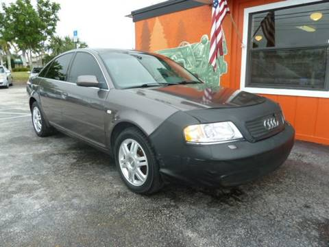 2000 Audi A6 For Sale in Westminster, MD - Carsforsale.com