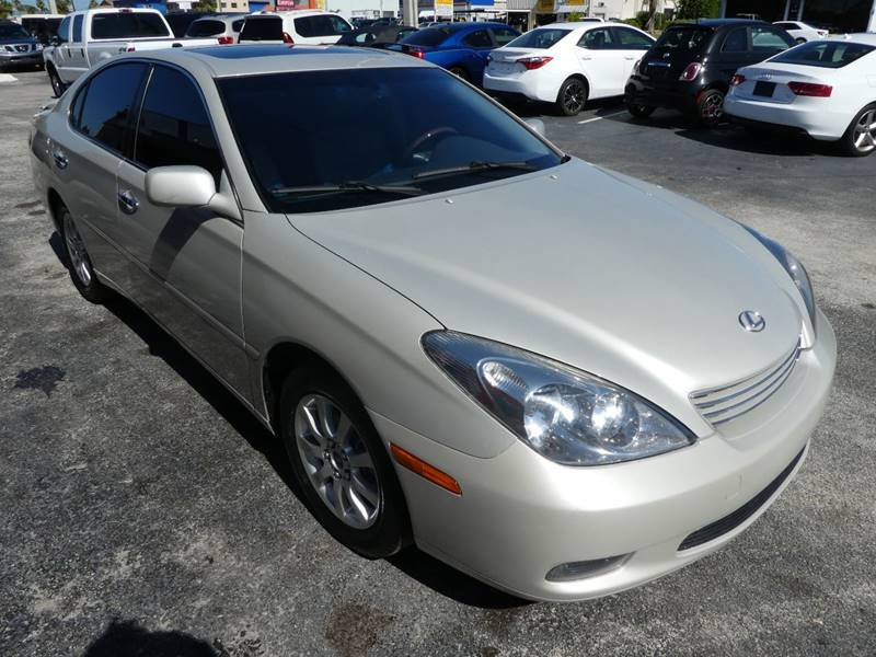 2003 Lexus ES 300 For Sale At Victory Auto Group LLC In Stuart FL