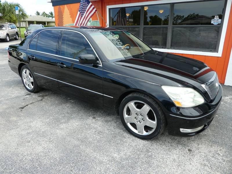 2006 Lexus LS 430 For Sale At Victory Auto Group LLC In Stuart FL
