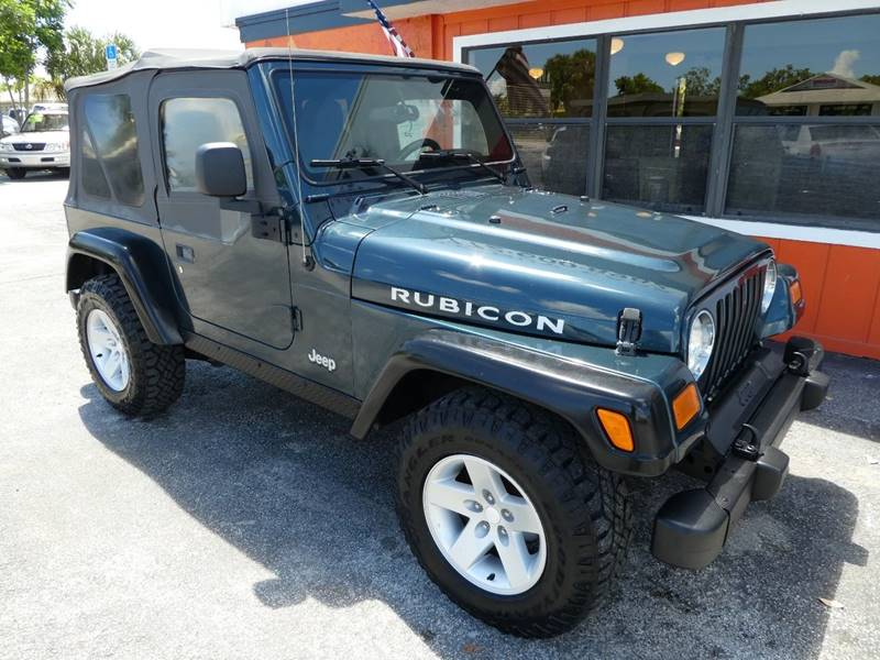 2005 Jeep Wrangler For Sale At Victory Auto Group LLC In Stuart FL