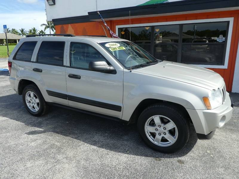 2006 Jeep Grand Cherokee For Sale At Victory Auto Group LLC In Stuart FL
