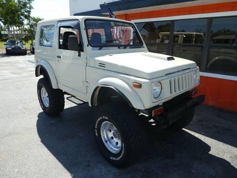 Suzuki Samurai For Sale In Corona Ca Carsforsale