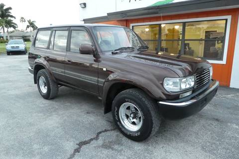 Toyota Land Cruiser Diesel >> 1992 Toyota Land Cruiser For Sale In Stuart Fl