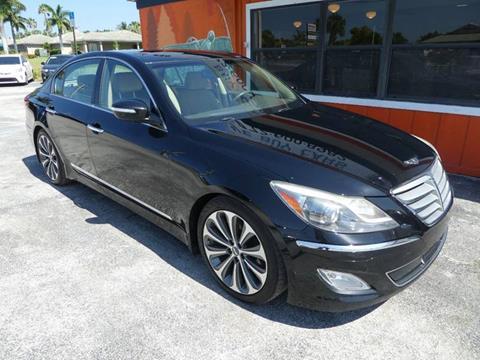 2013 Hyundai Genesis 5.0L R-Spec for sale at Victory Auto Group LLC in Stuart FL