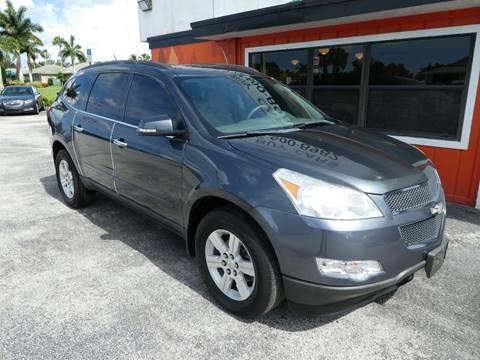 2011 Chevrolet Traverse for sale in Stuart, FL