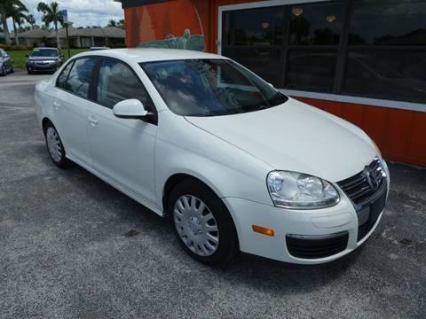2007 Volkswagen Jetta for sale in Stuart, FL