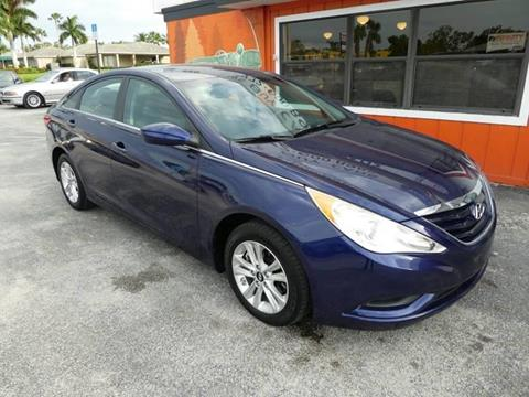 2013 Hyundai Sonata for sale in Stuart, FL