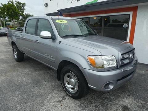 2006 Toyota Tundra for sale in Stuart, FL