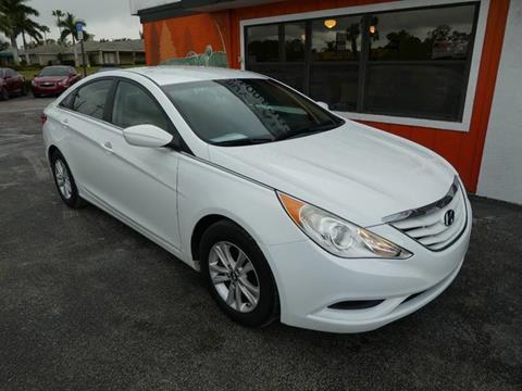 2012 Hyundai Sonata for sale in Stuart, FL