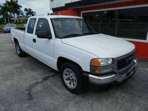 2005 GMC Sierra 1500 for sale in Stuart, FL