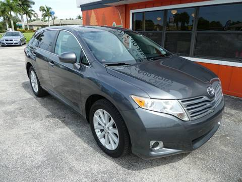 2012 Toyota Venza for sale in Stuart, FL