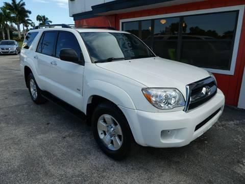 2006 Toyota 4Runner for sale in Stuart, FL