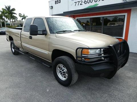 2006 GMC Sierra 2500HD for sale in Stuart, FL